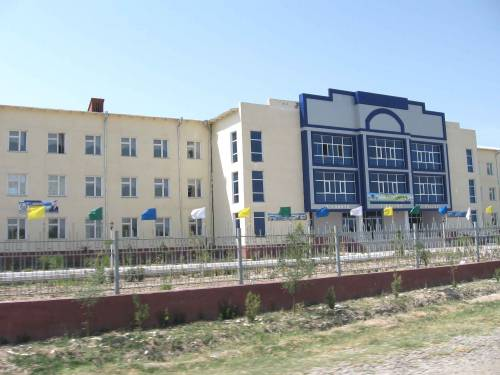Сырдарьинский медицинский колледж