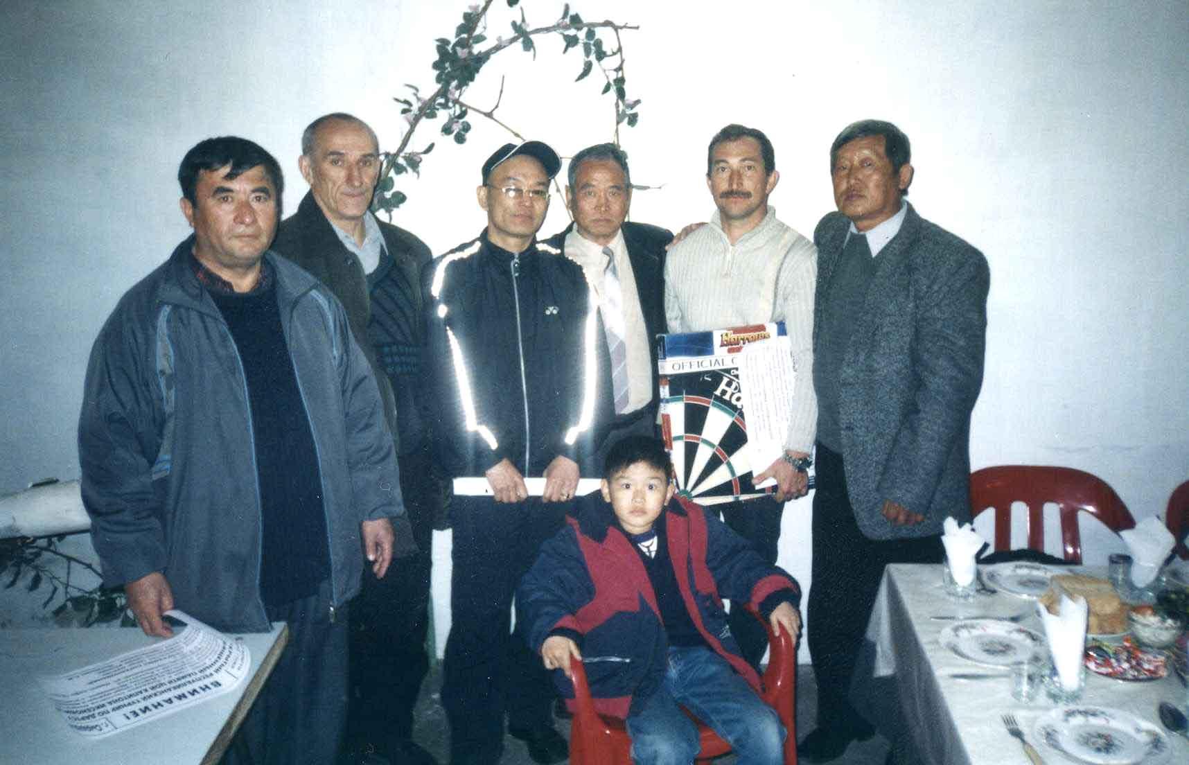 Турнир посвящённый памяти Цой Капитона Иксеновича